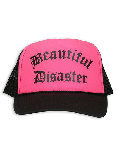 """Punk Princess"" Trucker Hat by Beautiful Disaster (More Options) - www.inkedshop.com"