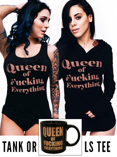 Women's Queen Bundle (Rose Gold Edition)