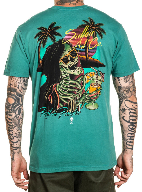 Men's Reap-O-Colada Tee by Sullen