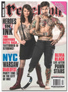 Rebel Ink: Aug/Sep 2014 - Heroes In Ink - www.inkedshop.com