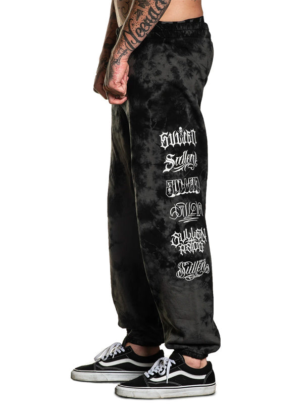 Men's Richie Stacked Sweatpant by Sullen