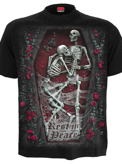 Men's Rest In Peace Tee by Spiral USA