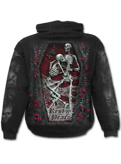 Men's Rest In Peace Hoodie by Spiral USA
