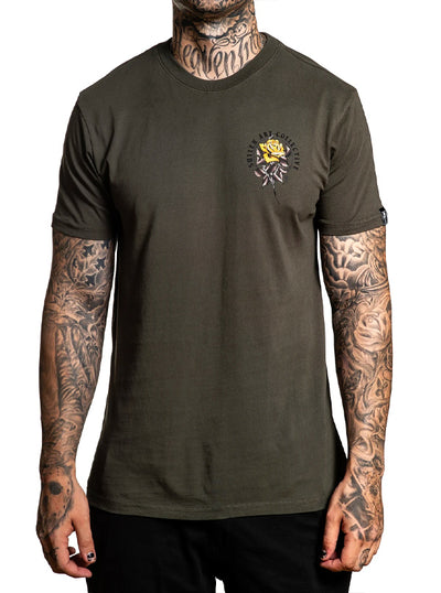 Men's Jake Rose Tee by Sullen