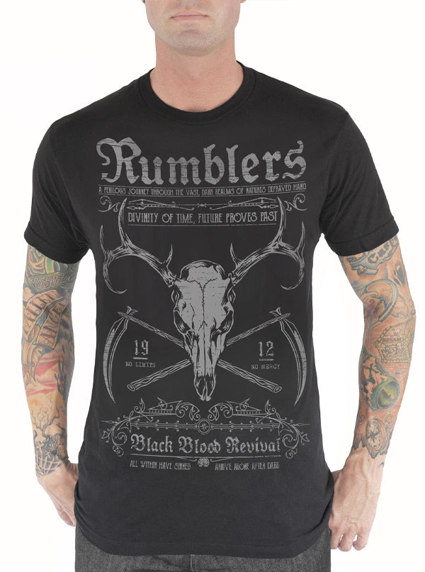 Men's Rumblers Tee by Serpentine Clothing