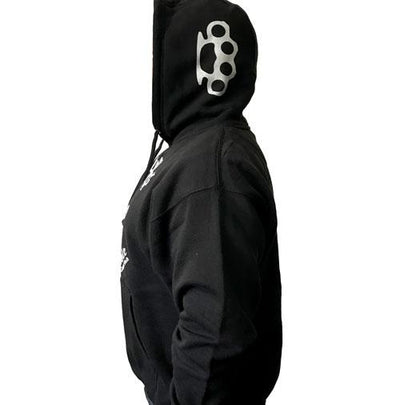 Men's Born To Rumble Hoodie by Cartel Ink