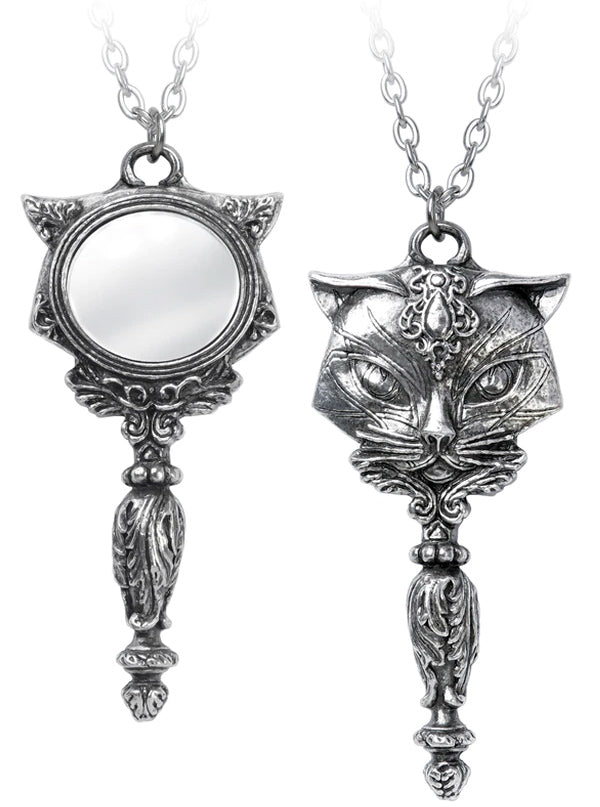 Sacred Cat Pendant by Alchemy of England
