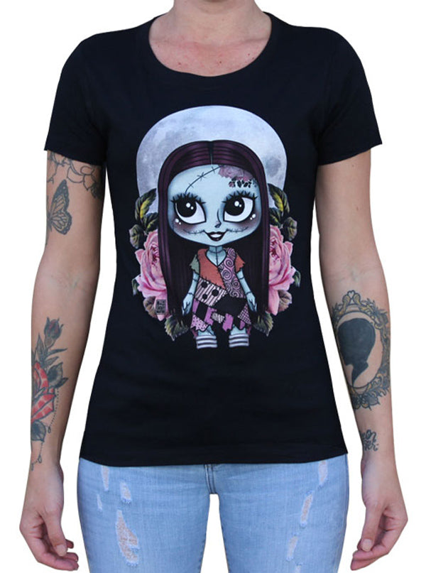 Women's Lil Sally Tee by Lowbrow Art Company