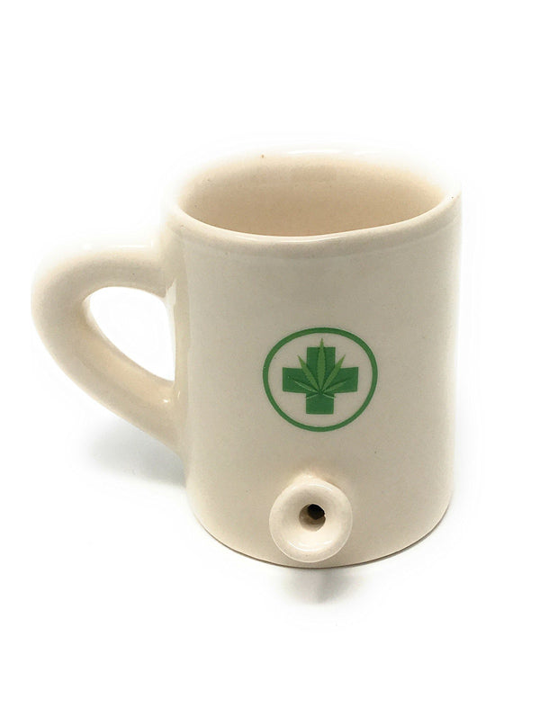 Wake & Bake Mini Pipe Shot Glass