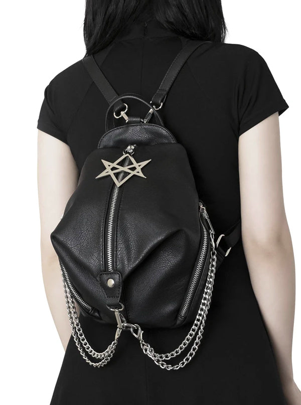 Sacred Sixx Backpack by Killstar