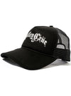 """Motley Crue Trucker Hat (black)"