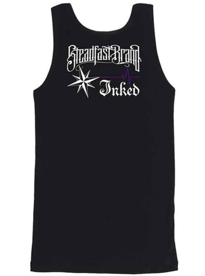 "Men's ""Support Orlando"" Tank by Steadfast Brand (Black)"