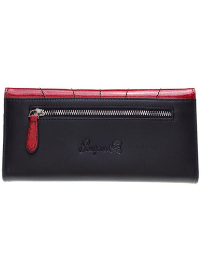 """Bat Wing"" Wallet by Sourpuss (More Options) - www.inkedshop.com"