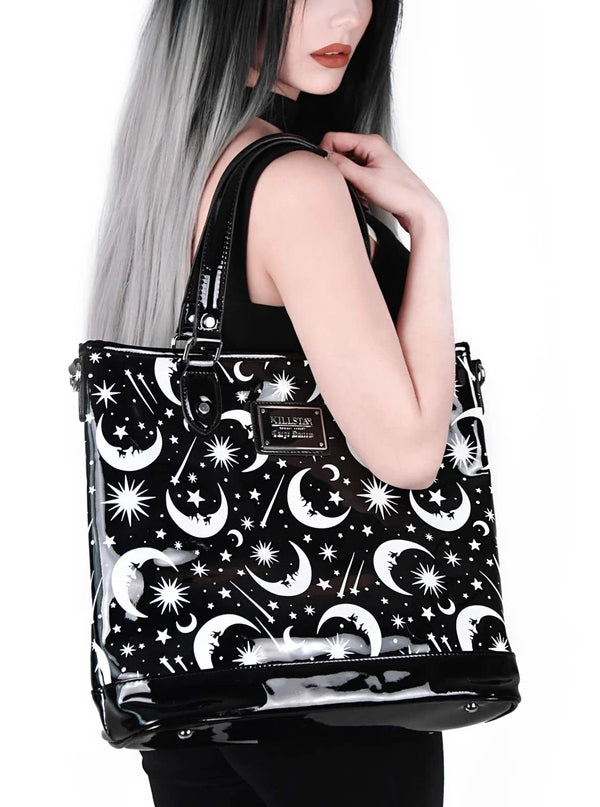 Under The Stars Tote Bag by Killstar