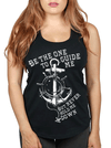 Women's Guide Me Racerback Tank by Beautiful Disaster