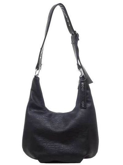 "Women's ""Studded"" Hobo Purse by Sourpuss (Black)"