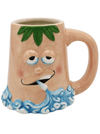 """Little Bit Stoned"" Mug (Tan)"