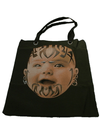"""Surprised"" Tattooed Baby Bag by Intrepid Jewelry (More Options)"