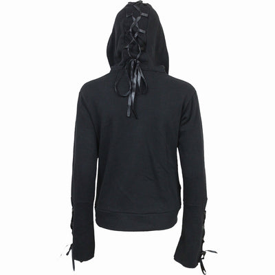 Women's Waisted Corset Hoodie by Spiral USA