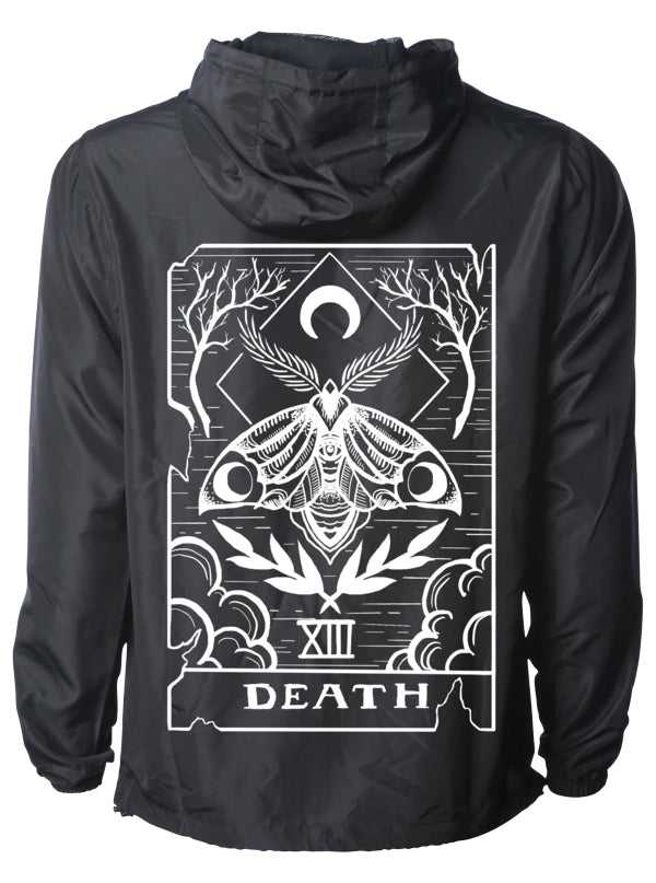 Men's Tarot Moth Jacket by Ghost and Darkness