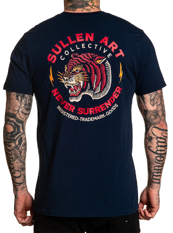 Men's Auburn Tiger Tee by Sullen