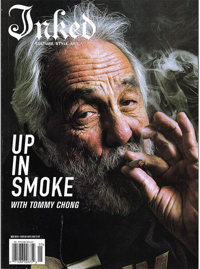 Inked Magazine: The Cannabis Issue (2 Cover Options) - May 2019