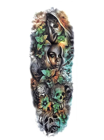 Realistic Temporary Tattoos by Various Artists for Inked
