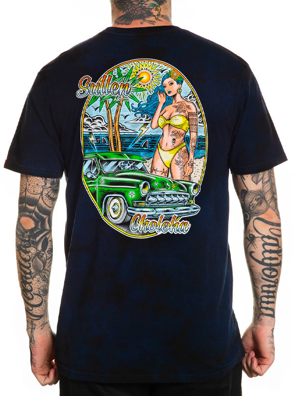 Men's Tropic Thunder Tee by Sullen