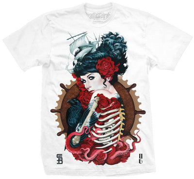 Men's Sailor's Ruin Tee by Steadfast Brand