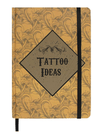 Tattoo Ideas A5 Notebook by Skulls & Things