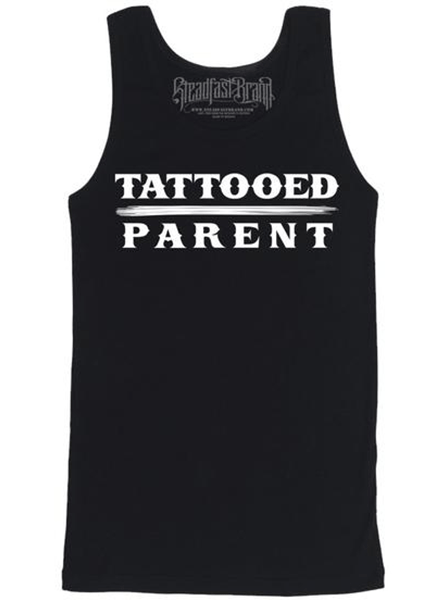 Men's Tattooed Parent Tank by Steadfast Brand