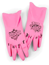 """Tuff Dish"" Dishwashing Gloves by Fred & Friends"
