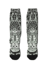 """Dokugumo"" Irezumi Socks Designed By Ganji By Three Tides Tattoo"