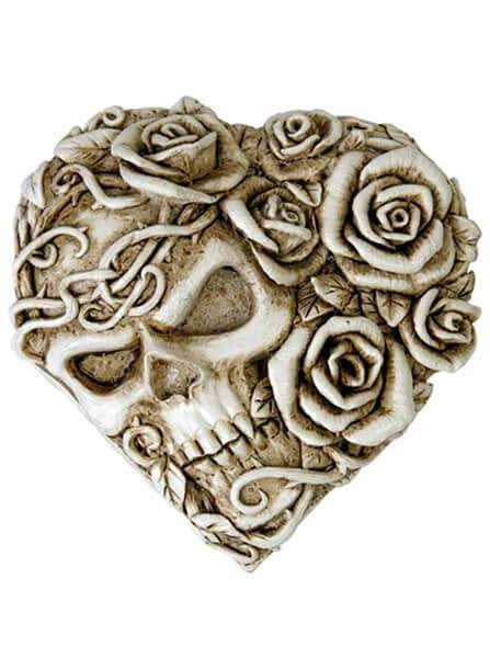 """Fate of Narcissus"" Compact Mirror by Alchemy of England (Bone) - www.inkedshop.com"