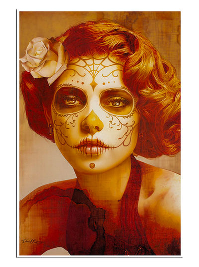 Vendimia Belleza by Daniel Esparza for Black Market Art