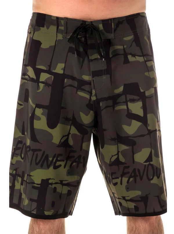 Men's War Beast Board Shorts by Headrush Brand