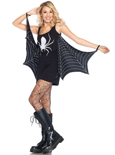 Women's Spiderweb Dress Costume by Leg Avenue