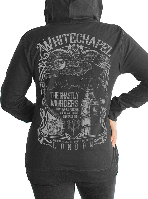 Women's Whitechapel Hoodie by Serpentine Clothing