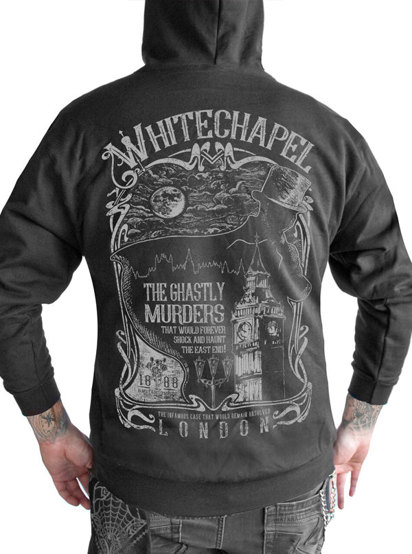 Men's Whitechapel Hoodie by Serpentine Clothing