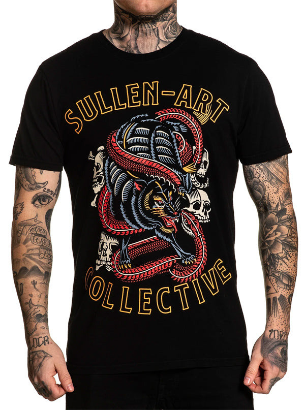 Men's Wolfs Den Tee by Sullen