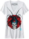 "Women's ""Widow Maker"" Tee by Steadfast Brand (White)"