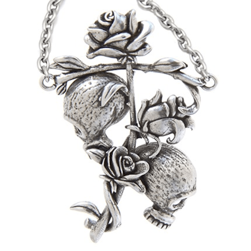 Till Death Do Us Part Necklace by Controse - InkedShop - 1