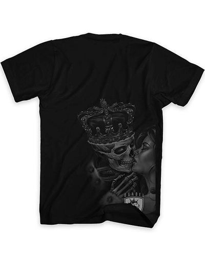 "Men's ""Lost King Special Edition"" Tee by OG Abel (Black) - www.inkedshop.com"