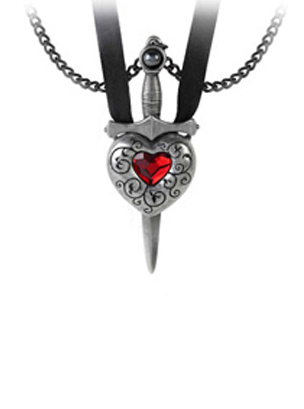 Love Is King Two Part Necklace by Alchemy of England