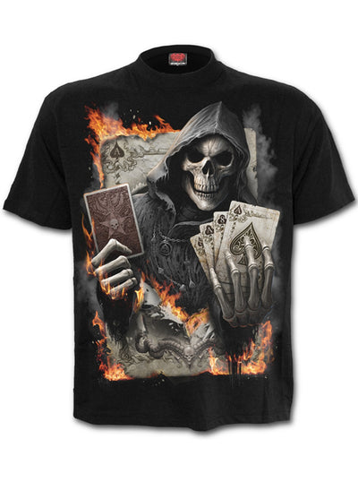 Men's Ace Reaper Tee by Spiral USA