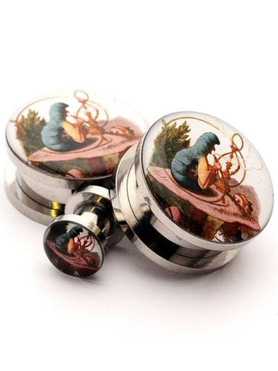 Alice 4 Plugs by Mystic Metals - www.inkedshop.com