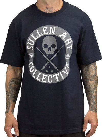 "Men's ""All Day Badge"" Tee by Sullen (More Options) - www.inkedshop.com"