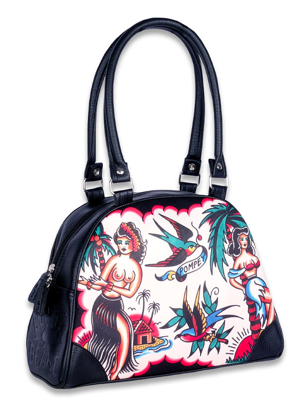 Aloha Bowling Bag by Liquorbrand