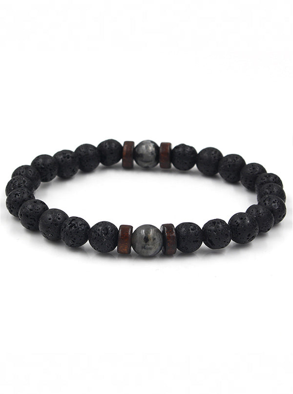 Unisex Anxiety Relief Lava Bracelet