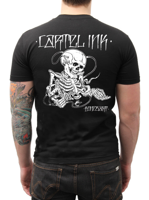 Men's Art and Vision Tee by Cartel Ink